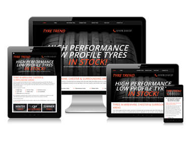 Tyre Services Website